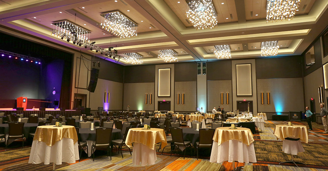 Apache Casino Event Center