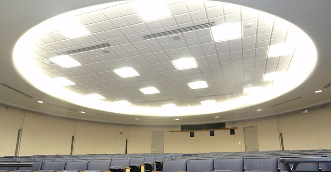 UMN – Auditorium Lighting Upgrades