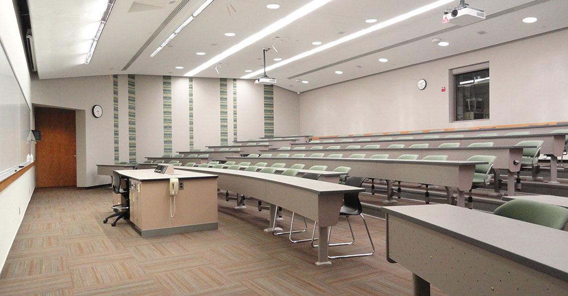 UMN – Keller Hall Classroom 3-230