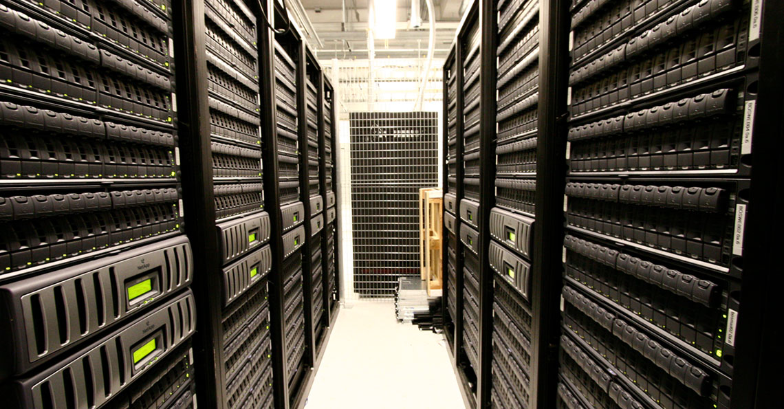 UMN – Walter Library Data Center