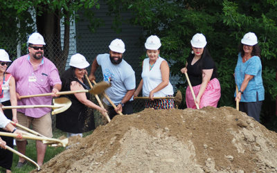 Ain Dah Yung Center Celebrates Groundbreaking