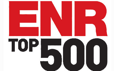 Congrats to the ENR Top 500 Design Firms