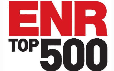 Congrats to the ENR Top 500 Design Firms