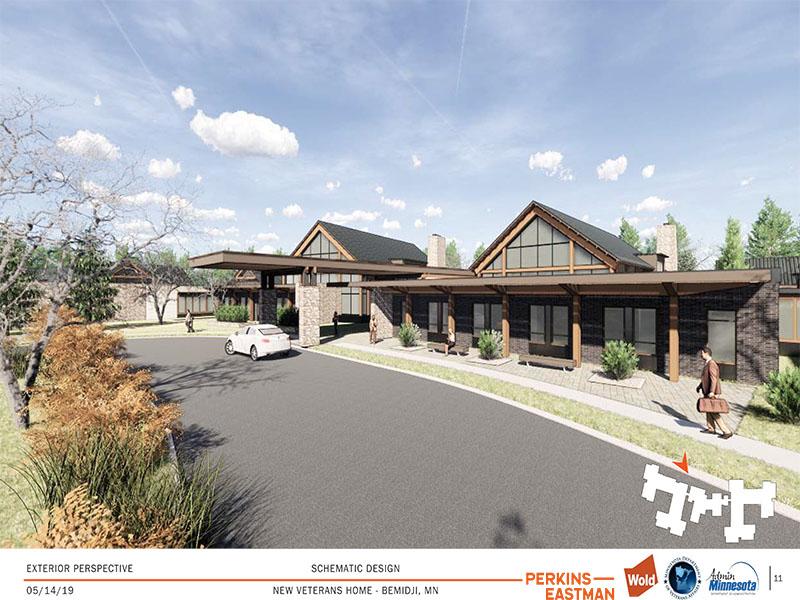 Three New Minnesota State Veterans Homes