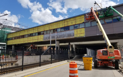 UMN Skyway Receives Improvements Over Metro Transit Lightrail