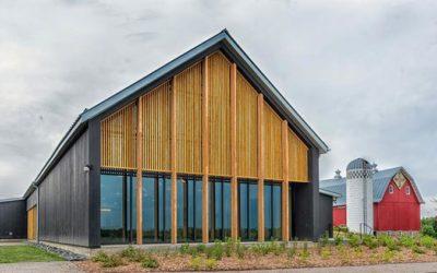 Tashjian Bee and Pollinator Discovery Center wins AIA COTE Top Ten Award