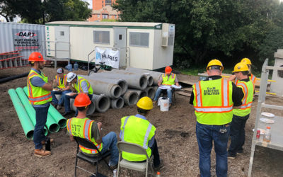 LCC Celebrates Safety at the UMN Knoll