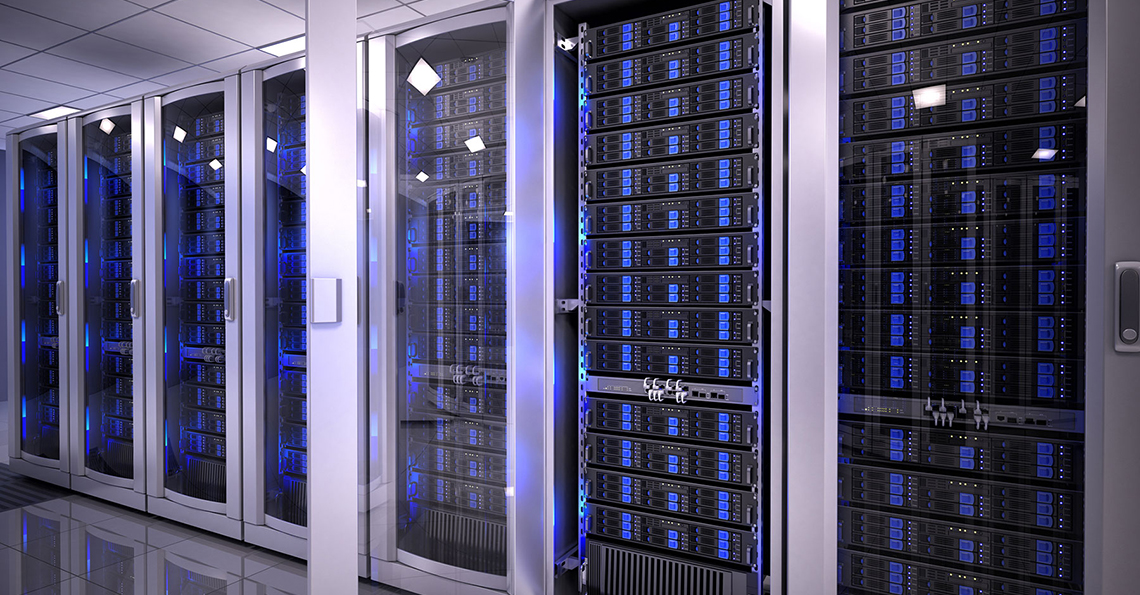 Confidential Client Energy Park Data Center