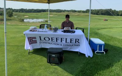 LCC Team Attends the 2020 Lakeville Chamber of Commerce Golf Tournament