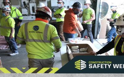 2020 Safety Week Kick-Off