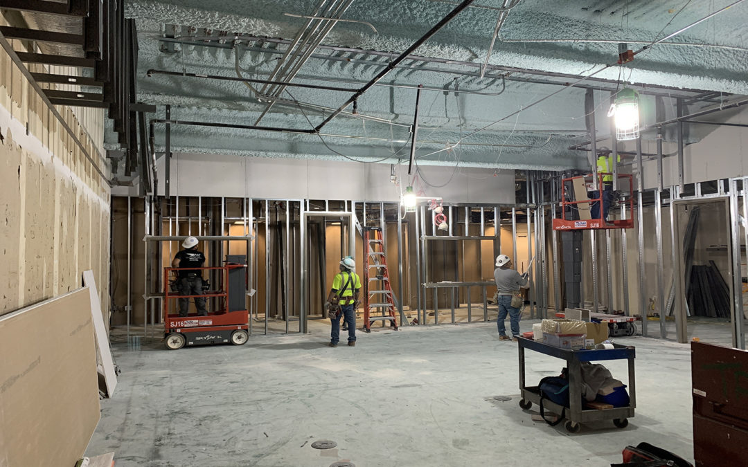 Hennepin County Conciliation Courts Remodel is Underway!