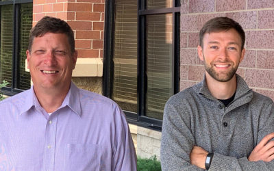 LCC Welcomes Colin Bigalke and Lucas Johnson!