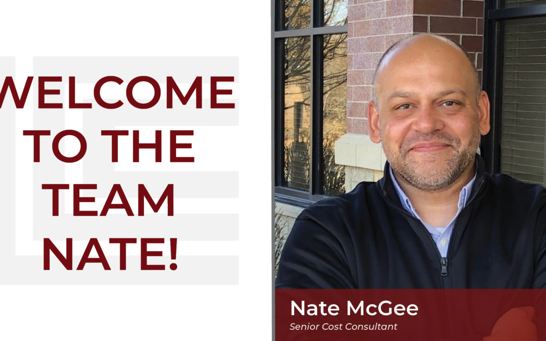 LCC Welcomes Nate McGhee!
