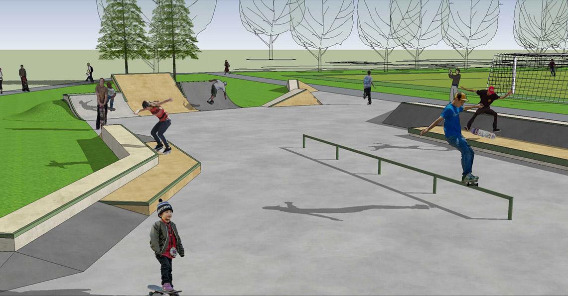 Elliot Skate Park