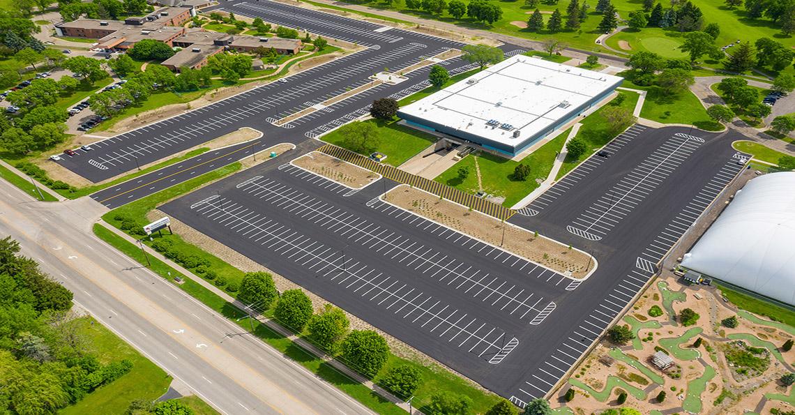 Aldrich Arena Redevelopment