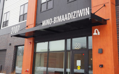 Mino-Bimaadiziwin Housing Development is Officially Complete!