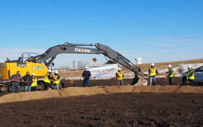 Lakeville Liquors Official Groundbreaking