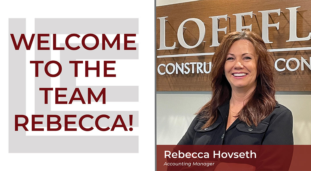 Rebecca Hovseth Joins Loeffler as New Accounting Manager!