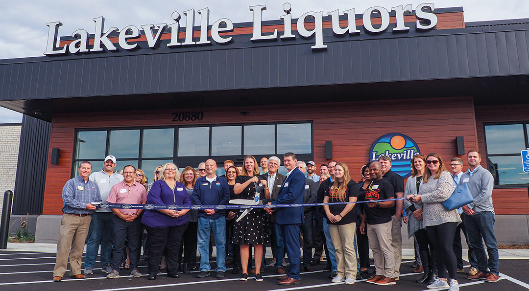 Cheers! Lakeville Liquors is Officially Open